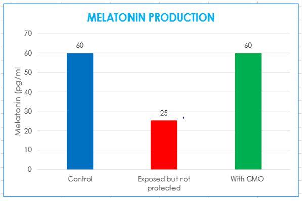 MELATONIN PRODUCTION